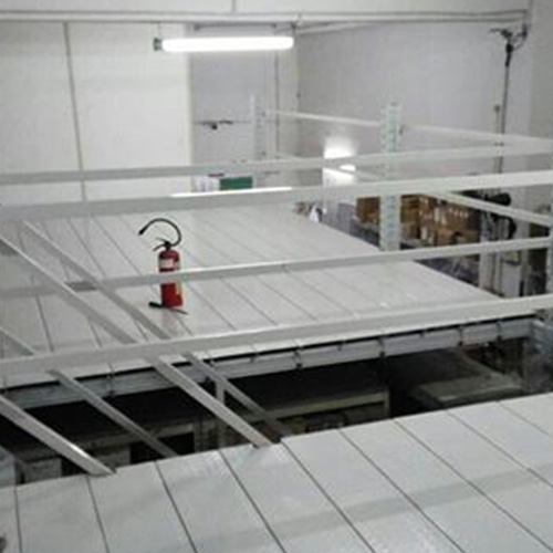 阁楼式平台货架